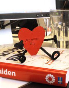 Panduro Hobby Valentines day Alla hjärtans dag