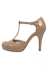 Tamaris - Zapatos altos - nude