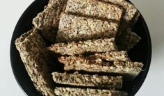 Super Seed Crackers Blog Page, Crackers, Finding Yourself, Breakfast, Desserts, Recipes, Food, Postres, Deserts