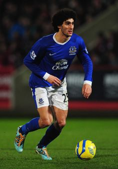 ~ Marouane Fellaini on Everton FC ~ Gary Speed, John Stones, Hull City, Wayne Rooney, Everton Fc, Sunderland, Football Players
