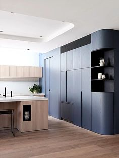 Kitchen Trends For To Inspire Realestate Com Au - Kitchen Trends For To Inspire Erinna Giblin Planning On A Kitchen Renovation In Theres Never Been A Better Time To Put Your Own Creative Mark On Lets Face It Interior Desing, Interior Design Kitchen, Lobby Interior, Best Interior, Interior Inspiration, Curved Walls, Home Decor Kitchen, Kitchen Furniture, Furniture Stores