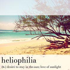 We've got it bad! #thesummerof #heliophilia #lovesun #needsun
