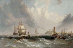 Clarkson Stanfield, RA - Clarkson Frederick Stanfield - Wikipedia, the free encyclopedia