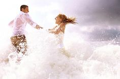 Trash the dress pictures