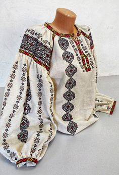 Dress Outfits, Fashion Outfits, Fashion Trends, Folk Costume, Embroidered Blouse, Traditional Dresses, Costume Design, Embroidery Patterns, Beautiful Outfits