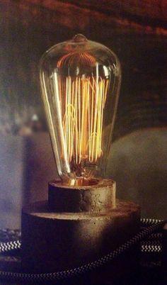 Edison Filament Bulb