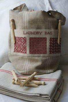 I don't mind doing the laundry...