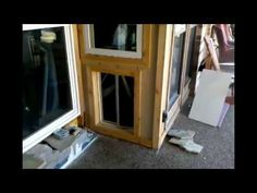 Coolest Pet Door on the Planet - YouTube