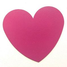 Small Pink Heart