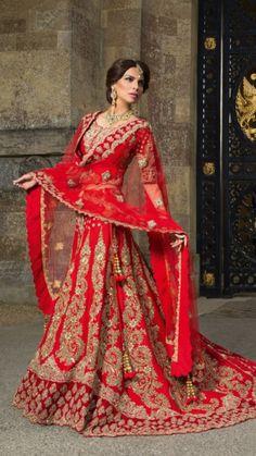Zarkan of London 2015 bridal wear Indian Bridal Fashion, Pakistani Wedding Dresses, Indian Wedding Outfits, Bridal Outfits, Indian Dresses, Indian Outfits, Indian Attire, Indian Ethnic Wear, Asian Wedding Dress