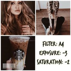 :coffee::coffee:// Brown Filter ❁Looks best with everything! ❁Click the link in my bio to get free vsco filters! ❁Like this for more tutorials ❁Dm us with any suggestions