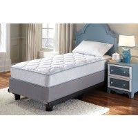 Innerspring Kids Mattress - Blue - Twin Mattress by Sierra Sleep. Get your Innerspring Kids Mattress - Blue - Twin Mattress at Dayton Discount Furniture, Fairborn OH furniture store. Kids Mattress, Full Mattress, Pillow Top Mattress, Bookcase Bed, Kids Bedroom Sets, Bed With Drawers, Furniture Deals, Bedroom Furniture, White Furniture