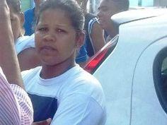 Alexandra está sendo procurada pela polícia pela morte do próprio filho (Foto: Divulgação/Polícia Civil)