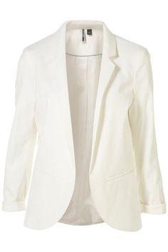 white blazer shopping