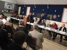 Everett growth plan dominates candidates meeting - Issues surrounding the Everett Secondary Plan dominated the discussion at the Adjala-Tosorontio all-candidates meeting held Tuesday night at the Everett Legion.