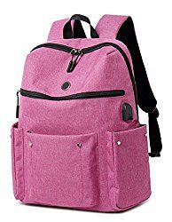 Hkiss Backpack Anti Theft Student Bag Sport Charging Interface