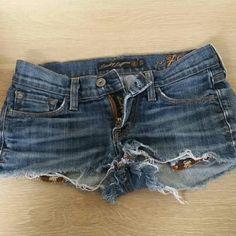 Lucky Brand denim shorts Lucky Legend Zoe Cut off shorts Lucky Brand Shorts Jean Shorts