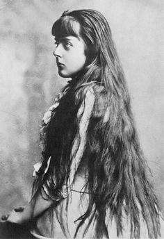 Archduke Rudolf of Austria's 17-year-old mistress, Mary Vetsera. They committed suicide together.