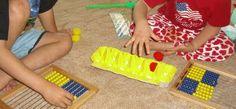 The Homeschool Den: Math Addition Activities -3