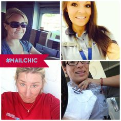 Lots of love for our ‪#‎MailChics‬ out there!! Tag us to be featured, ladies!  ‪#‎Mailbox‬ ‪#‎MailLady‬ ‪#‎LetterCarrier‬ ‪#‎PostalWorker‬ ‪#‎USPS‬