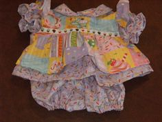 The cutest doll clothes!
