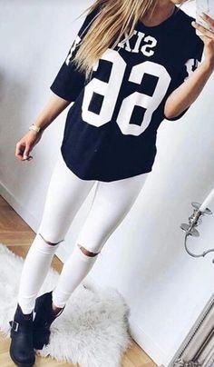 playera-pantalones-blancos