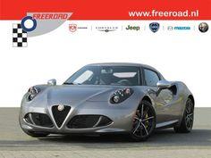 Alfa Romeo 4C 1.750TBi TCT 240PKPijs op aanvraag