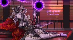 Warrior Syndra Art