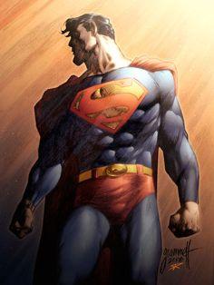 Superman by Tom Grummett