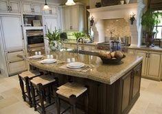 Kitchen Island Ideas Photos | kitchen islands , Kitchen island with seating , the best kitchen ...
