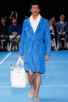 Umit Benan | Spring 2015 Menswear Collection | Style.com