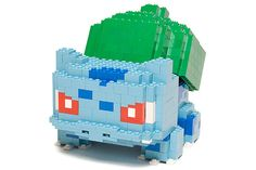 #001: Bulbasaur by Filip Johannes Felberg, via Flickr