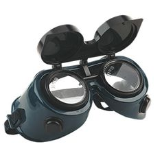 Sealey Gas Welding Goggles Flip Up Lenses: Clear polycarbonate safety lenses with shade Welding For Beginners, Welding Goggles, Welding Crafts, Welding Tools, Welding Training, Safety Clothing, Personal Safety, Hard Hats, Rubber Shoes