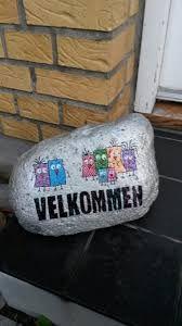 Billedresultat for male på sten velkommen