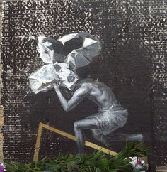 London E3 Graffiti, Batman, London, Superhero, Animals, Fictional Characters, Art, Art Background, Animales