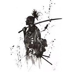 эскизы тату самурай: 12 тыс изображений найдено в Яндекс.Картинках