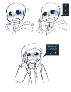 wanna come to grillby's? by SparkyBytes.deviantart.com on @DeviantArt