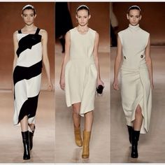 Trends To Try: Victoria Beckham AW 2015 #AW2015 #trends #nfw2015