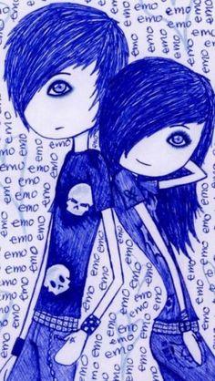 Emo Love .