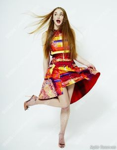 Sophie Turner + You Magazine Outtakes