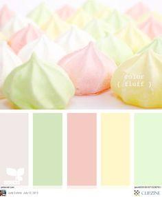 Color fluff