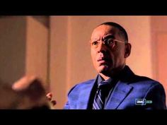 Breaking Bad's Gus Fring end. One of the best death scenes in Cinema/TV.