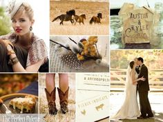 The Perfect Palette: {Wild Horses}: Chocolate Brown, Latte, Mustard, Camel + Ivory