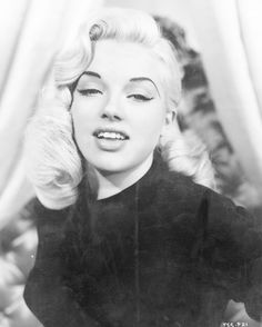 Diana Dors sex kitten 1950's