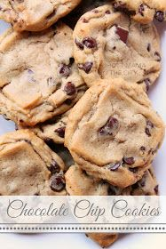 Delicious Chocolate Chip Cookie #Recipe