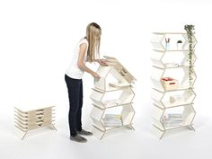 Fold-up Storage Systems