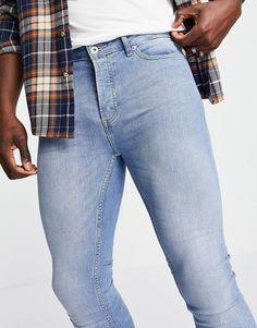 Mom Jeans, Skinny Jeans, Organic Cotton, Asos, Shopping, Fashion, Moda, Fashion Styles, Fashion Illustrations