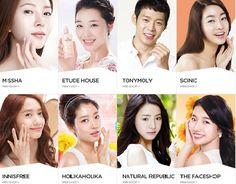 MI TOP 10 DE MAQUILLAJE COREANO PARA LA BELLEZA ~ Maquillaje Coreano