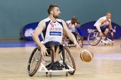 Wheelchair Basketballer Shines - A limited mobility blogging extravaganza at RollingWithoutLimits.com