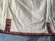 Beautiful Vintage Hand-Embroidered Robe | eBay